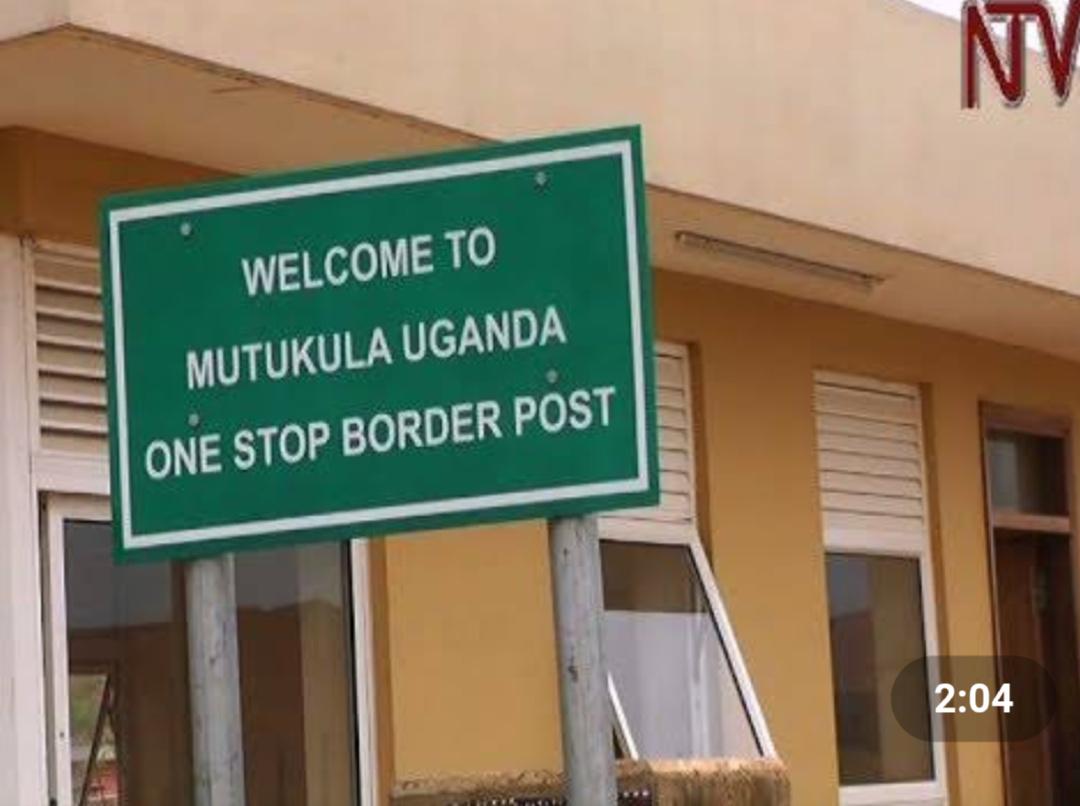 Mutukula border