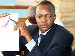 Peter Kawuju, the Kampala Capital City Authority media boss (PHOTO/Courtesy).
