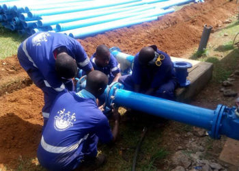 Dr. Silver has assured the NWSC staff that there will be no loss of jobs (PHOTO/File)