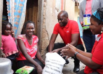 Coca Cola is helping those most vulnerable, preventing the spread of the virus and contributing to the recovery of local economies (PHOTO/Courtesy)