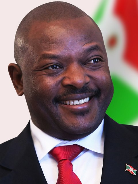 Predident Nkurunziza led an assault against advice of the WHO on response to the Coronavirus pandemic (PHOTO/File).