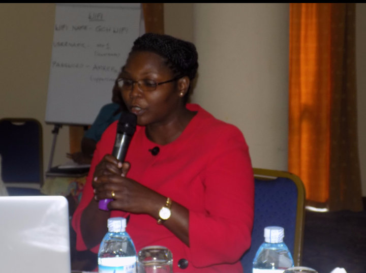Dr. Annette Nakimuli the Head Department of Obstetrics and Gynaecology Makerere University (PHOTO/File)