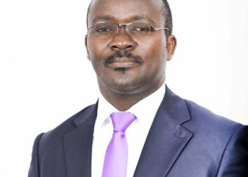 NWSC MD Dr. Silver Mugisha thanks customers that have kept the faith during the hard times, clearing their bills (PHOTO/File).