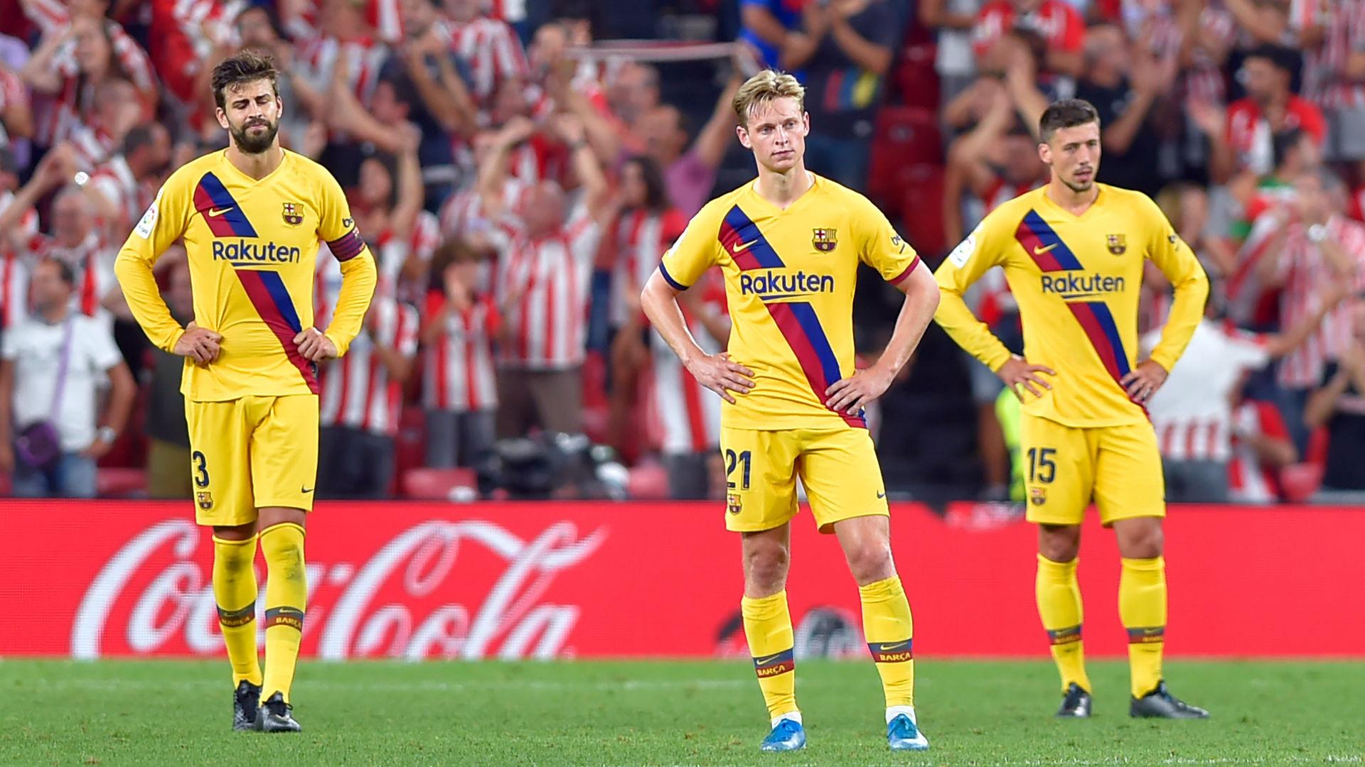 LA LIGA: Bercelona at home to Bilbao hoping to retain top ...
