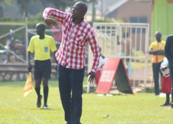 Bbosa won three of his five games in charge of Express FC last season. (PHOTOS/Courtesy)
