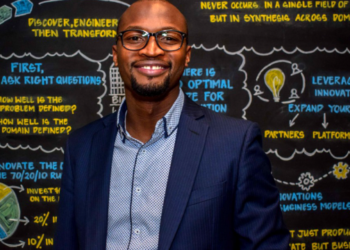 Francis Nkurunungi Co-founder and COO, Xente Tech Uganda (PHOTO/File)