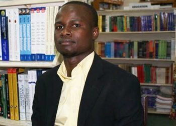 Yusuf Serunkuma Kajura a PhD student whose studies were frustrated at MISR (PHOTO/Courtesy)