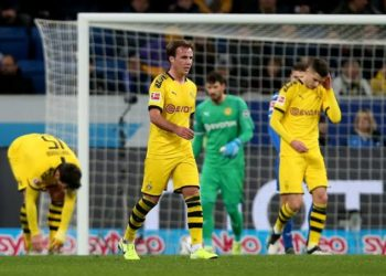 Dortmund can no longer win the Bundesliga title this season. (PHOTO/Courtesy)