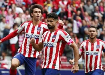 Atletico drew 1-1 away to Bilbao this past weekend. (PHOTO/Courtesy)