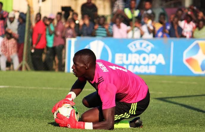 Saidi Keni joined SC Villa from Proline FC. (PHOTO/Courtesy)