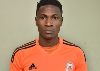 Luswata captained Express FC before departing in 2018. (PHOTO/Courtesy)