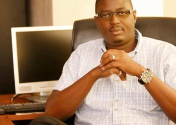 Timothy Musoke, is Chief Technical Officer, Roke Telkom (PHOTO/File)