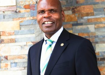 Dr. Jeff Sebuyira-Mukasa has been appointed the new IMG Board Chairman (PHOTO/Courtesy).