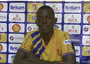 Bright Anukani joins KCCA FC from Proline FC. (PHOTO/Courtesy)
