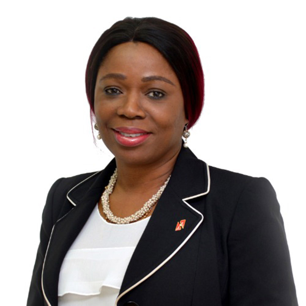 Chioma Mang, UBA' new the Managing Director for Uganda (PHOTO/Courtesy).