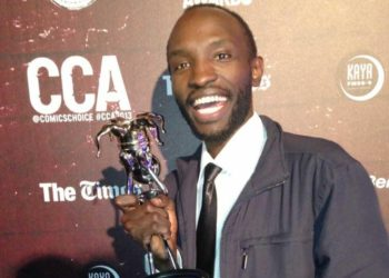 Ugandan comedian and Daily Show writer Joseph Opio nominated for 2020 Emmy Awards