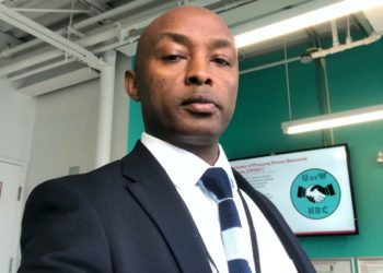 , Douglas Kimani set out to start Frontier Alliance Limited, a technology company that is passionate about digital transformation (PHOTO/Courtesy)