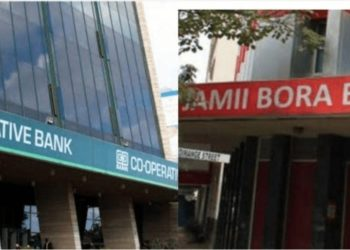 Co-op Bank takes 90% of the Jamii Bank to build dominance in the banks domain market (PHOTO/Courtesy)