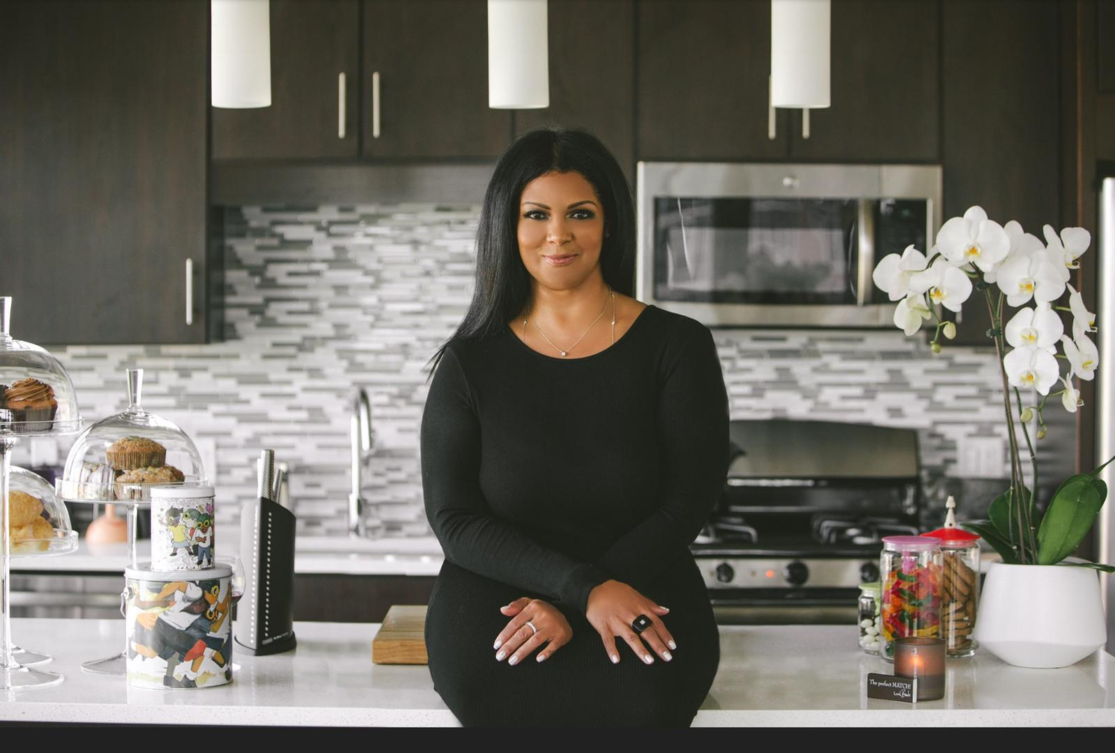 Montgomery, a Chicago native, has a diverse resume that also boasts of working as a perfumer, product developer, salon/spa owner and interior designer (PHOTO/Courtesy)