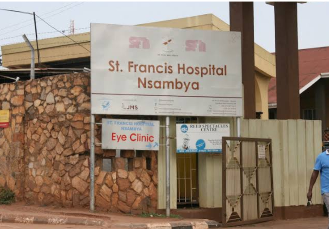 St Francis' Hospital, Nsambya accredited to handle Coronavirus (PHOTO/Courtesy).