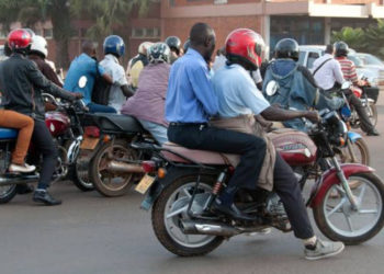 Boda bodas have been allowed to re-carry passengers after four months (PHOTO/File).