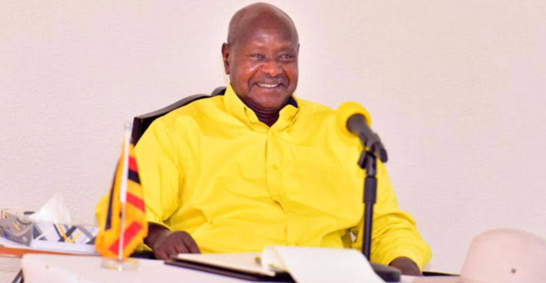 President Museveni claims God is happy with what he is doing in Uganda despite human rights concerns (PHOTO /File)