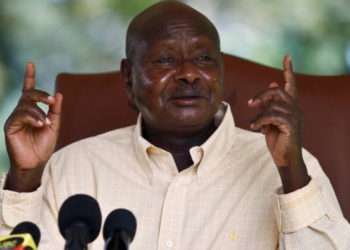 President Yoweri Museveni was reportedly scared and suspicious of having Covid-19 (PHOTO/File).