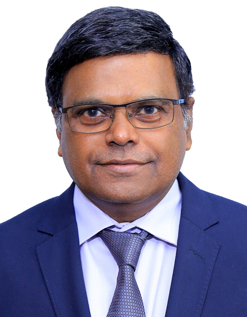 V.G Somasekhar, the Managing Director Airtel Uganda (PHOTO/Courtesy).