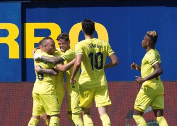 Villarreal are coming off a 2-0 victory againat Valencia this past weekend. (PHOTO/Courtesy)