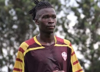 Obuya has been at Maroons FC for five years. (PHOTO/Courtesy)