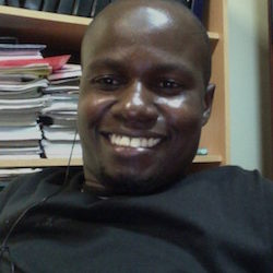 Yusuf Serunkuma Kajura, a cultural studies major with training in historical studies (PHOTO/File).