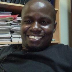 Yusuf Serunkuma Kajura, a cultural studies major with training in historical studies (PHOTO/File).