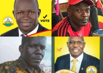 A montage photo of some aspirant for Kigulu South Parliamentary seat (PHOTO/PML Daily)