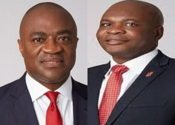 Ayoku Liadi and Oliver Alawuba as Deputy Managing Directors in charge of UBA's Nigeria and Africa businesses, respectively