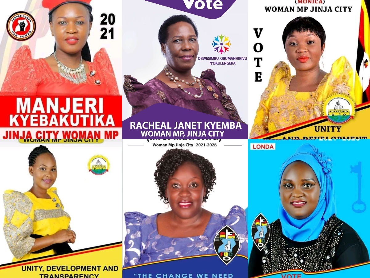 RACE TO 2021 POLLS: Who will be Jinja city's first Women representative? –  PML Daily