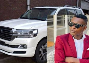 Legendary singer in tax raw with URA over  uncustomed vehicle (PHOTO/Courtesy).