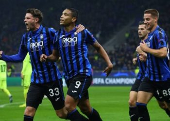 Atalanta currently occupy the final Champions League spot in Serie A. (PHOTO/Courtesy)