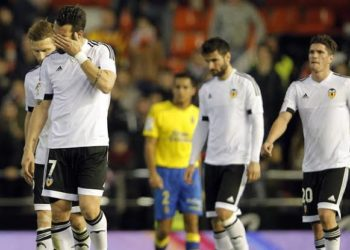 Valencia have lost all their past three La Liga games. (PHOTO/Courtesy)