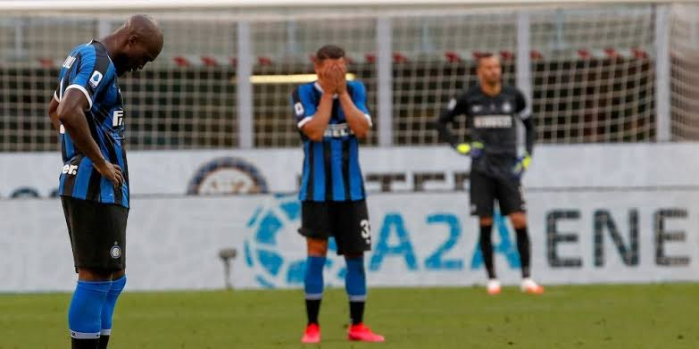 Inter lost 2-1 against Bologna last Sunday. (PHOTO/Courtesy)