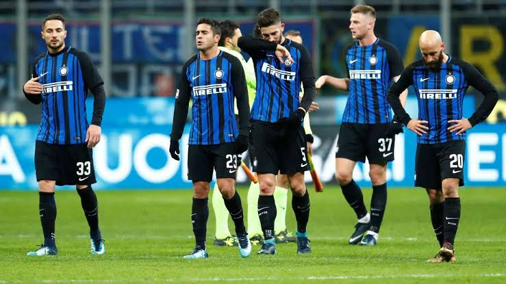 Inter have failed to win consistently since the Serie A resumed. (PHOTO/Courtesy)