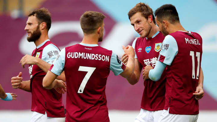 Burnley sit five points off the final Europa League spot. (PHOTO/Courtesy)