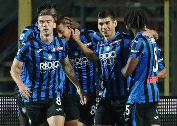 Atalanta have not lost a Serie A game since January 20. (PHOTO/Courtesy)