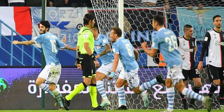 Lazio have already defeated Juventus twice this season. (PHOTO/Courtesy)