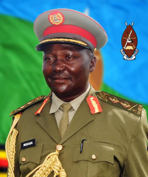 Major Gen. Erick Mukasa had passed on from Nakasero Hospital on Kampala (PHOTO/Courtesy).