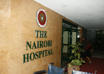 Nairobi Hospital says it's overwhelmed by surge in virus admissions (PHOTO/Courtesy)
