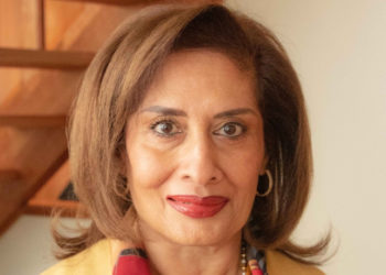 Salma who family was expelled from Uganda in 1972 is the first-ever Muslim lieutenant governor ever appointed in Canada's history (PHOTO/Courtesy)