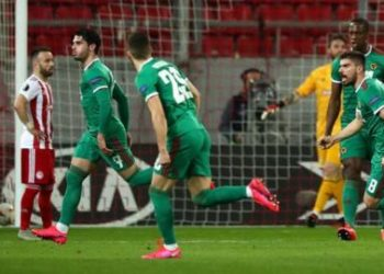 Wolves drew 1-1 away to Olympiakos in the first leg. (PHOTO/Courtesy)