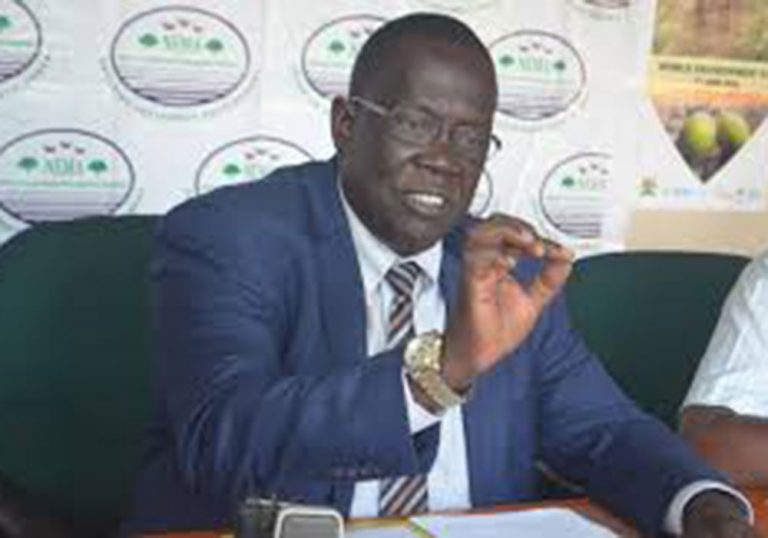 NEMA Executive Director Dr. Tom Okurut (PHOTO/Courtesy).