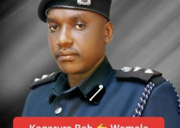 Wamala Regional Police Commanders (RPC) Bob Kagarura (PHOTO/Courtesy)