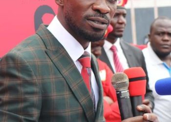 NUP President Robert Kyagulanyi Aka Bobi Wine /Courtesy)